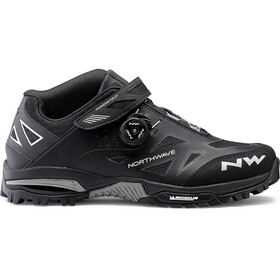 Northwave Enduro Mid Shoes Herren black